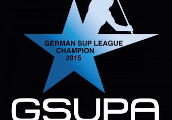Ehrung der German SUP League Champions 2015