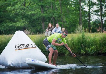 GSUPA RACE CLINIC by Siren SUP Surfing mit Normen Weber
