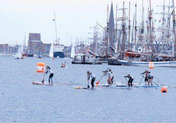 Ergebnisse SUP Flatwater DM Rostock 2016
