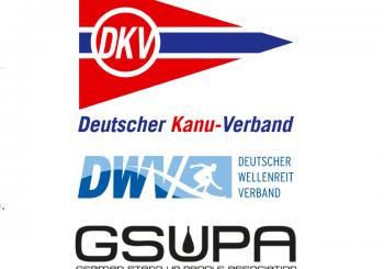 Deutsche Meisterschaften SUP 2017: Aller guten Dinge sind drei!